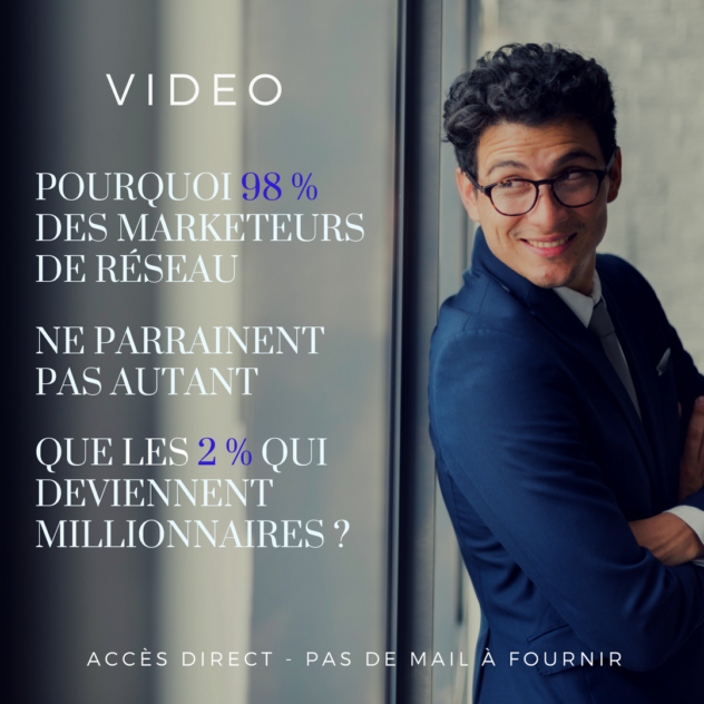 comment avoir résultats marketing de reseau argent business activite concept formations