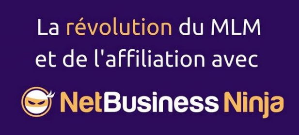 netbusiness ninja parrainer outil marketing affiliation