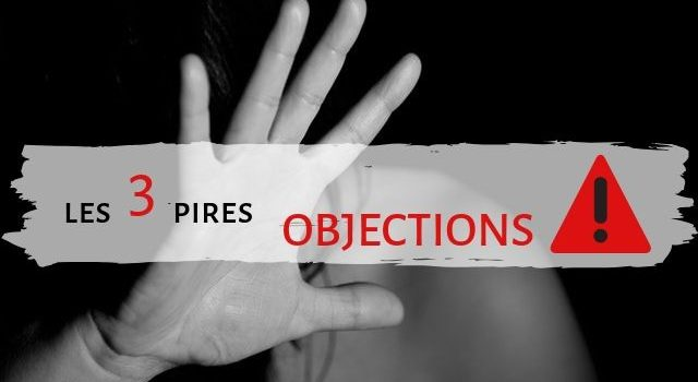 objections MLM marketing de reseau developpement personnel challenges oser passer action
