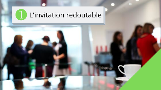 L'invitation redoutable
